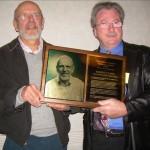 Robert Luck and Chuck Orman