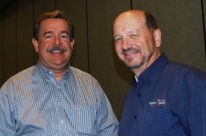 Jim Gorny, PMA and Greg Nelson, WGA